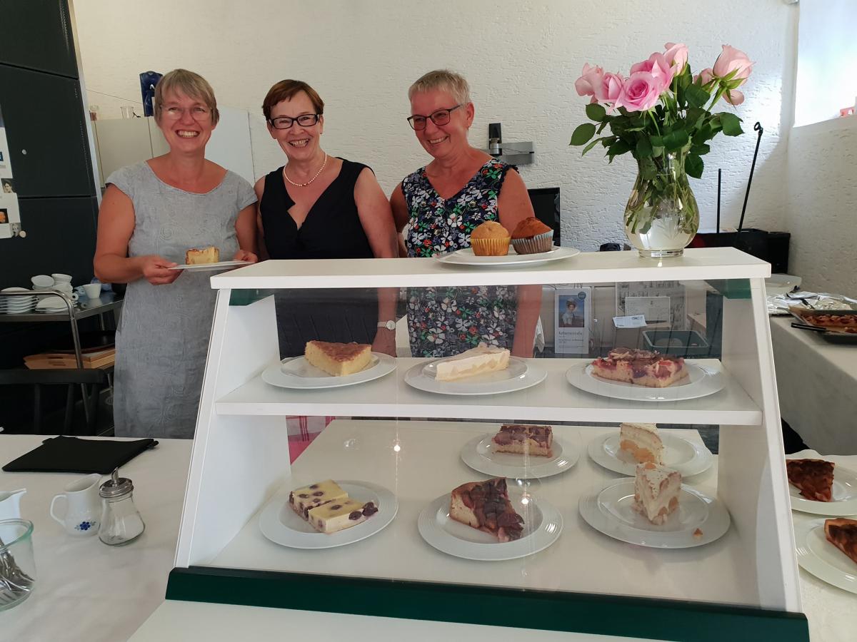 Museumscafé in Lauffen